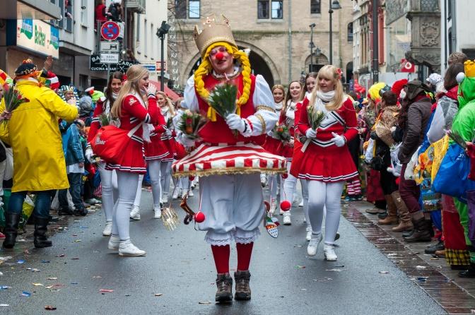 Köln Umzug Karneval