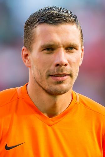 Wie Alt Ist Lukas Podolski