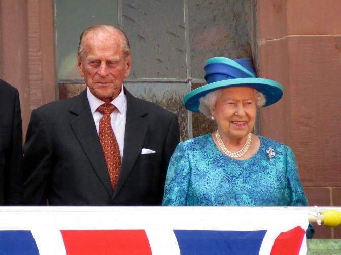 Queen Elisabeth Hat Ihren Geburtstag Nach Gefeiert