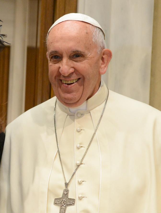 Papst Mütze
